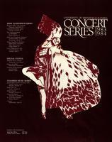 University of Missouri-Columbia Concert Series 1983-84