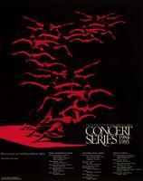 University of Missouri-Columbia Concert Series 1984-85