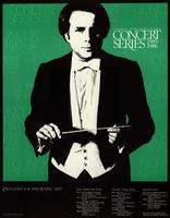 University of Missouri-Columbia Concert Series 1985-86