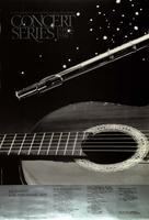University of Missouri-Columbia Concert Series 1986-87