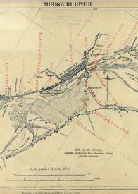 Missouri River Maps (Collection)