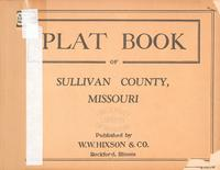 Plat Book of Sullivan County, Missouri