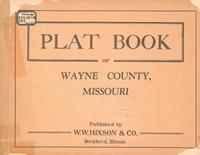 Plat Book of Wayne County, Missouri