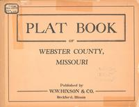 Plat Book of Webster County, Missouri