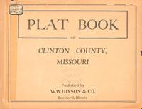 Plat Book of Clinton County, Missouri