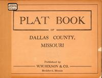 Plat Book of Dallas County, Missouri