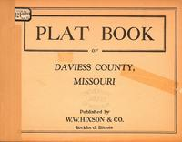 Plat Book of Daviess County, Missouri