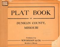 Plat Book of Dunklin County, Missouri
