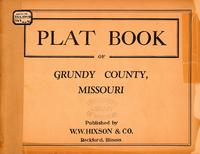 Plat Book of Grundy County, Missouri
