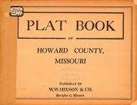 Plat Book of Howard County, Missouri