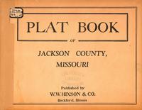 Plat Book of Jackson County, Missouri