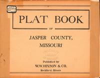 Plat Book of Jasper County, Missouri