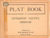 Plat Book of Livingston County, Missouri
