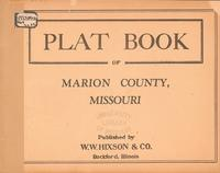 Plat Book of Marion County, Missouri