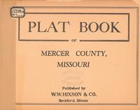 Plat Book of Mercer County, Missouri