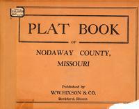 Plat Book of Nodaway County, Missouri