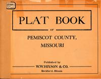 Plat Book of Pemiscot County, Missouri