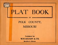 Plat Book of Polk County, Missouri