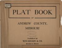 Plat Book of Andrew County, Missouri