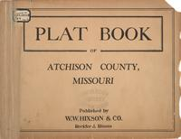 Plat Book of Atchison County, Missouri