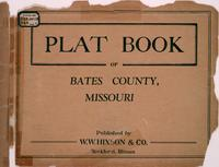 Plat Book of Bates County, Missouri