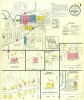 Bethany, Missouri maps