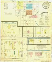 Boonville, Missouri, 1885 August, sheet 1