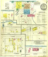 Boonville, Missouri, 1892 October, sheet 1