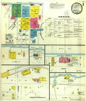 Boonville, Missouri, 1900 March, sheet 1