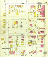 Boonville, Missouri, 1900 March, sheet 4