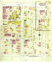 Boonville, Missouri, 1910 January, sheet 5