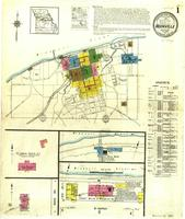 Boonville, Missouri, 1917 November, sheet 1