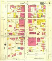 Boonville, Missouri, 1917 November, sheet 7