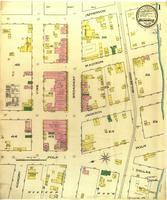 Brunswick, Missouri, 1885 November, sheet 1