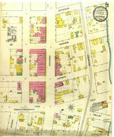 Brunswick, Missouri, 1893 February, sheet 1