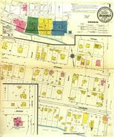 Brunswick, Missouri, 1911 July, sheet 1