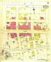 Brunswick, Missouri, 1911 July, sheet 2