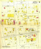 Brunswick, Missouri, 1911 July, sheet 3