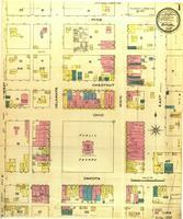 Butler, Missouri, 1885 August, sheet 1