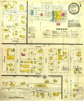 Butler, Missouri, 1898 September, sheet 1