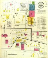 California, Missouri, 1917 October, sheet 1