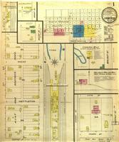 Cameron, Missouri, 1885 December, sheet 1