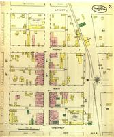 Cameron, Missouri, 1885 December, sheet 3