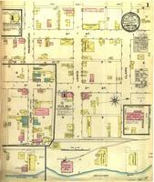 Canton, Missouri, 1884 January, sheet 1