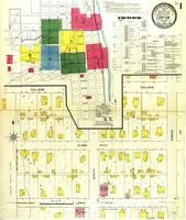 Canton, Missouri, 1909 June, sheet 1