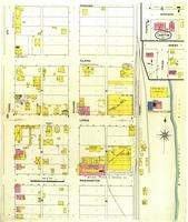 Canton, Missouri, 1909 June, sheet 7