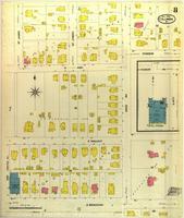 Columbia, Missouri, 1908 December, sheet 08