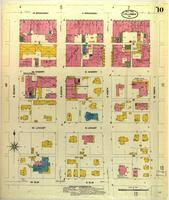 Columbia, Missouri, 1908 December, sheet 10