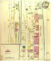 Clarksville, Missouri, 1886 June, sheet 1
