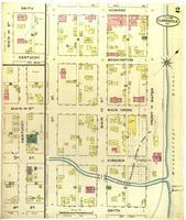 Clarksville, Missouri, 1886 June, sheet 2